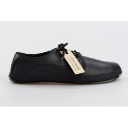 Čevlji Bare Sundara priložnostni moto črni