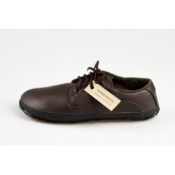 Čevlji Bare Sundara priložnostni rjavi
