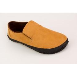 Čevlji Bare Sundara natikači semiš rjavi