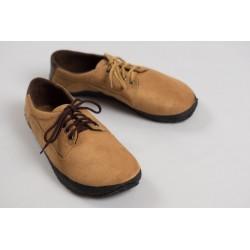 Čevlji Bare Sundara semiš rjavi