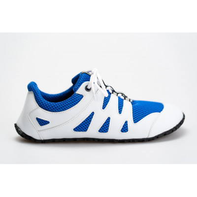 Čevlji Bare Chitra športni belo-modri