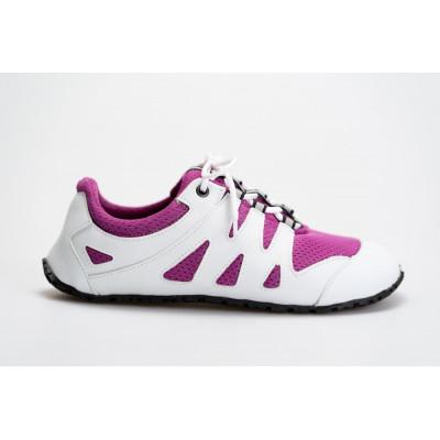 Čevlji Bare Chitra športni belo-vijolični