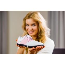 Čevlji Bare Gabi modni roza-beli (miss Gabriela Frankova)