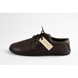 Čevlji Bare Sundara priložnostni Lifo+ rjavi