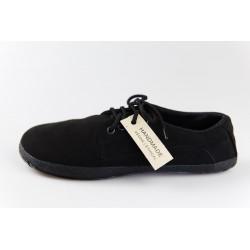 Čevlji Bare Sundara semiš ultraflex moto črni