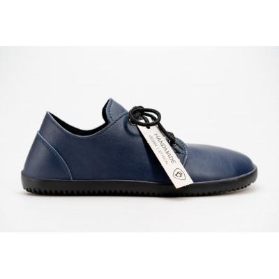 Čevlji Bare Bindu-2 modri