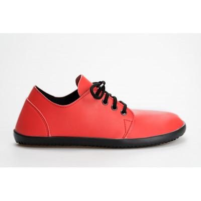 Čevlji Bare Bindu-2 rdeče-črni