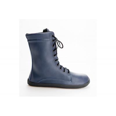 Čevlji Bare Jaya škornji modri