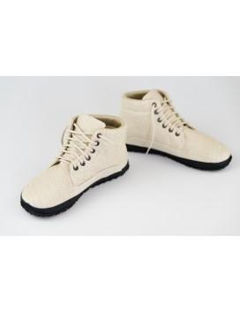 Čevlji gležnarji konoplja...
