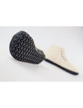 Čevlji Bare Sundara gležnarji konoplja natur
