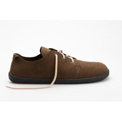 Čevlji semiš rjavi (Bindu)