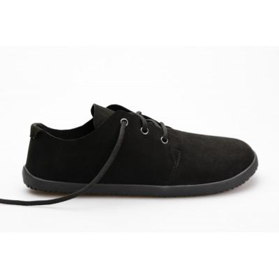 Čevlji semiš črni (Bindu)