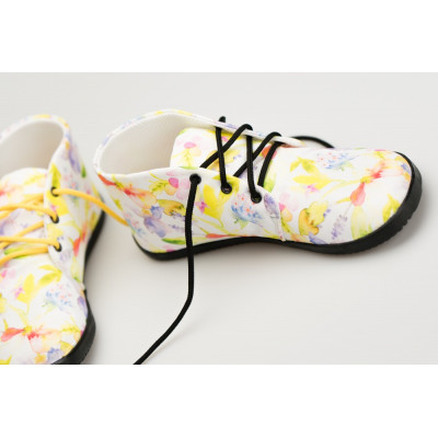 Čevlji gležnarji rožnati Lifo+ (Bindu)