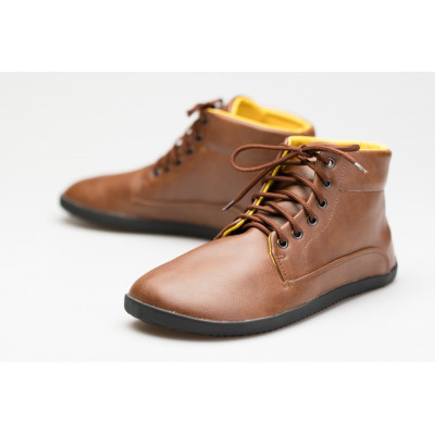 Čevlji gležnarji svetlo rjavi Lifo+(Sundara)