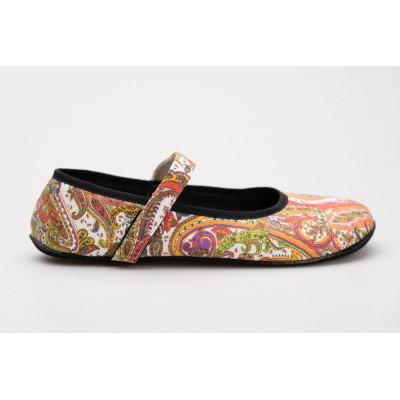 Čevlji Bare Ananda balerinke Pashmina