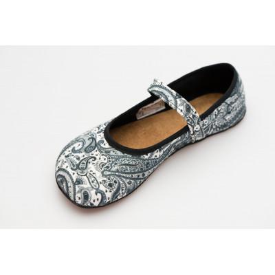 Čevlji Bare Ananda balerinke Pashima