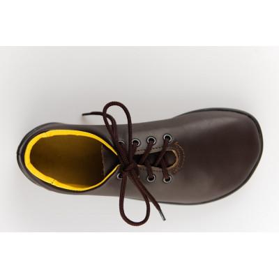 Čevlji Bare Ananda priložnostni rjavi
