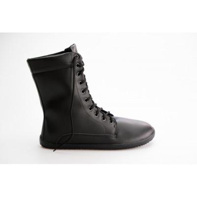Čevlji Bare Jaya škornji črni