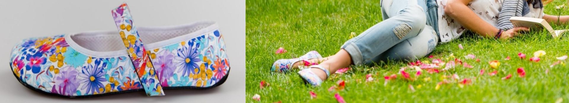 Balerinke Barefoot ženski